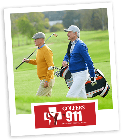 The Golfers 911 Emergency Medical Guide